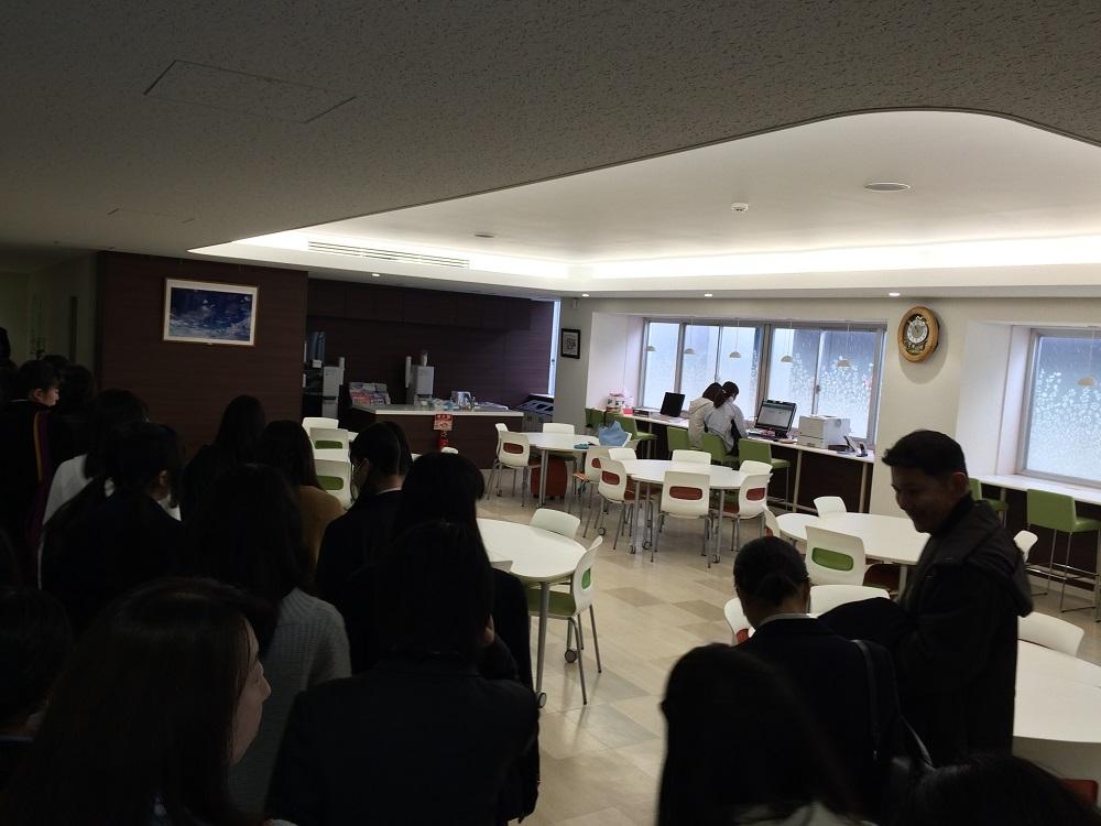 18.3.21 慈恵医大学訪問⑩