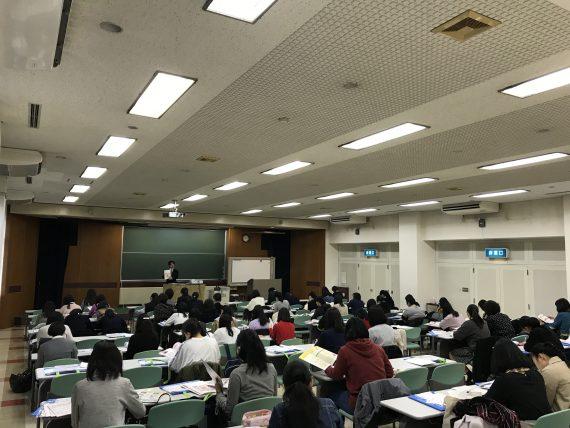 大学訪問・特別授業①