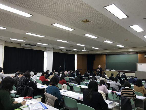 大学訪問・特別授業②