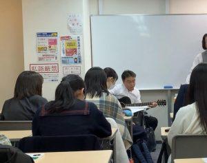 ギター高久先生