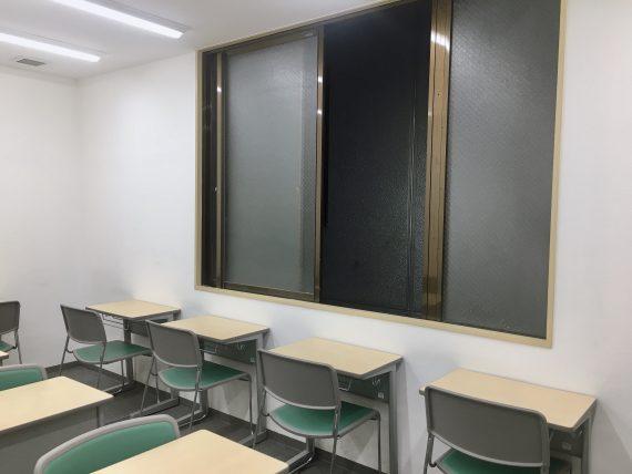 自習室換気