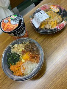 お弁当(日本赤十字看護大学)